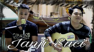 JANJI - SUCI YOVIE & NUNO (WASU COVER)