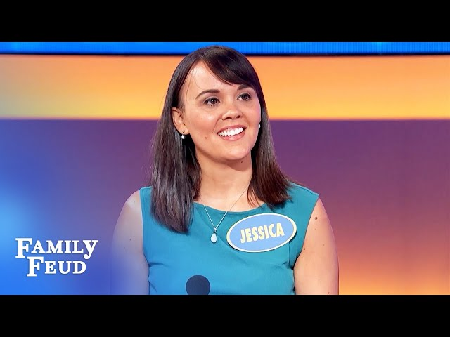 Tanning bed disasters! Answer #7 is so gross! | Family Feud