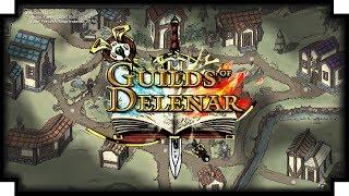 Guilds of Delenar - (Guild Managing Strategy Game)