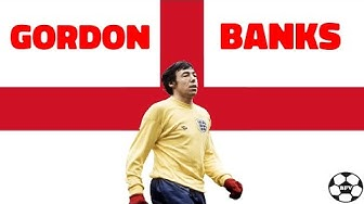 Gordon Banks, Banks of England [Best Saves]