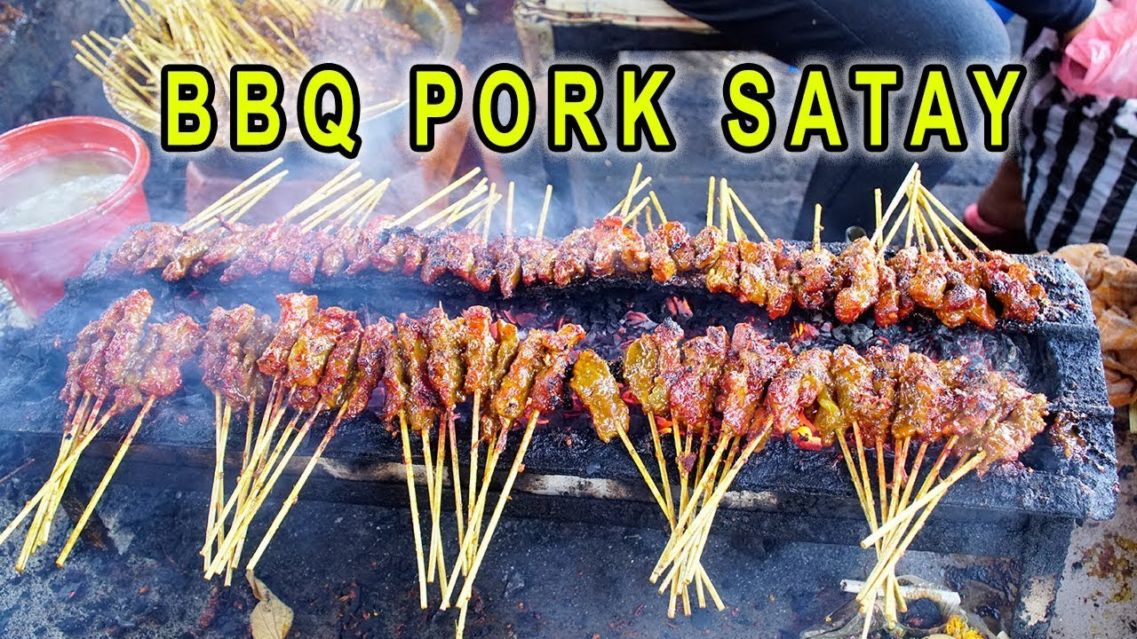 spicy-bbq-ribs-insane-bbq-pork-satay-in-bali-indonesia