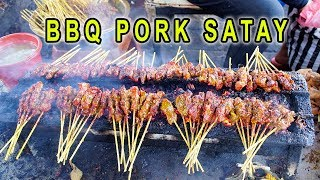 SPICY BBQ RibsINSANE BBQ Pork Satay in Bali Indonesia