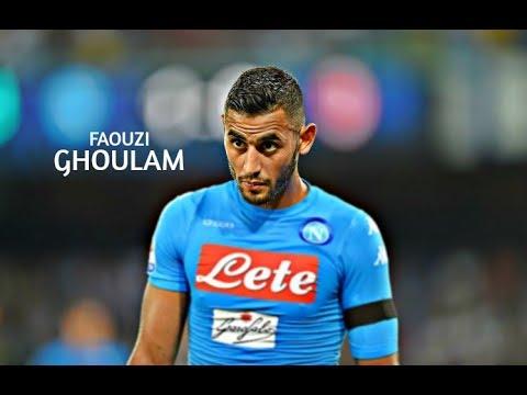 Faouzi Ghoulam 2017 | SSC Napoli | Skills