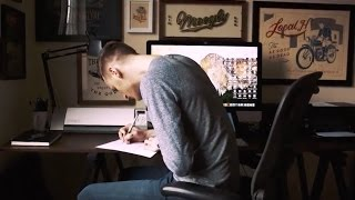 Nicholas Moegly - Illustrator, Designer & Sign Painter