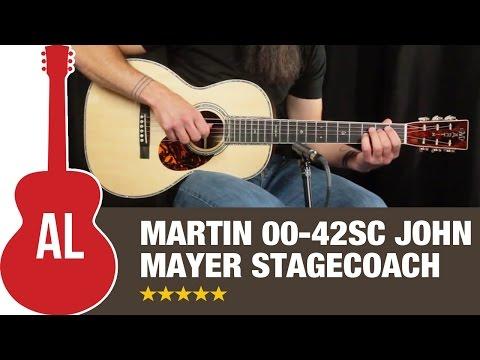 Martin 00-42SC John Mayer Stagecoach Edition