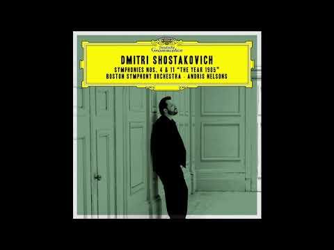 Shostakovich Symphony No. 4  / BSO, Andris Nelsons (2018)
