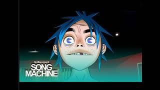 Gorillaz - PAC-MAN ft. ScHoolboy Q-1 hour version