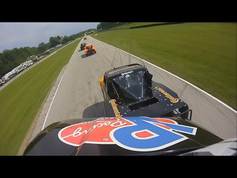 Flip And Win For Arie Luyendyk Jr At Road America