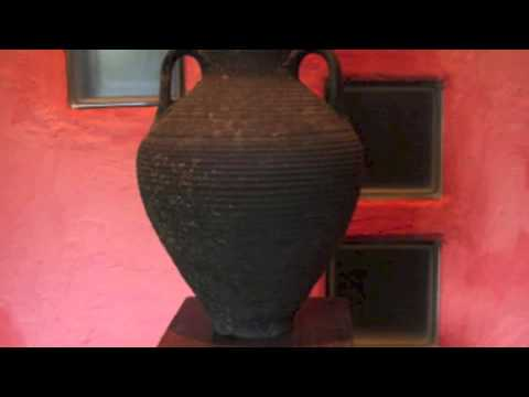 Petrachus Pot (sound recovered from urn)