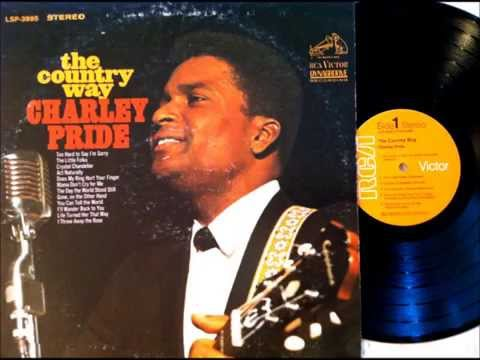 Does My Ring Hurt Your Finger - Crystal Chandeliers , Charley Pride , 1967 Vinyl