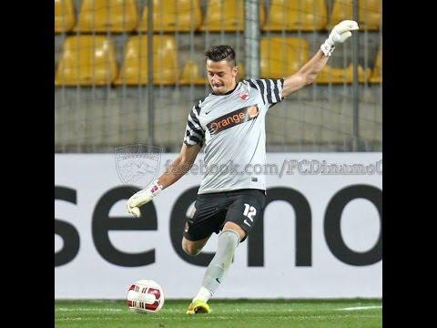 Samoila Catalin Best Saves Dinamo Bucharest