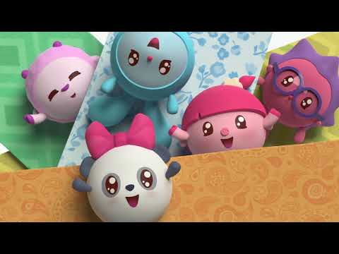 Малышарики - Топ-топ, Новый год! (Новая серия 106) Развивающие мультики для самых маленьких