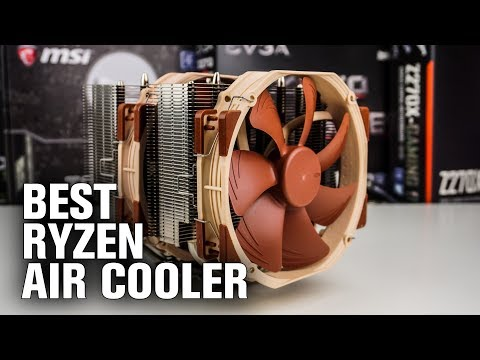 The Best Ryzen Air Cooler! | Noctua NH-D15 SE-AM4