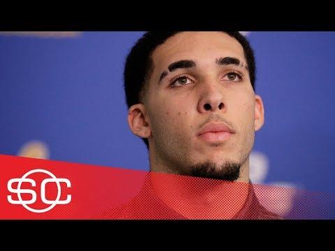 LiAngelo Ball declares for 2018 NBA draft   SportsCenter   ESPN
