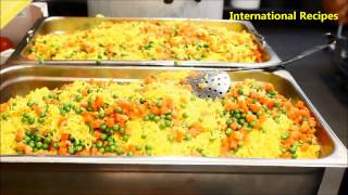 Arabian Recipe - How to Cook Yellow Rice