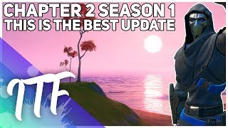 My First Impressions of Chapter 2: Fortnite is BACK! (Fortnite Battle Royale)