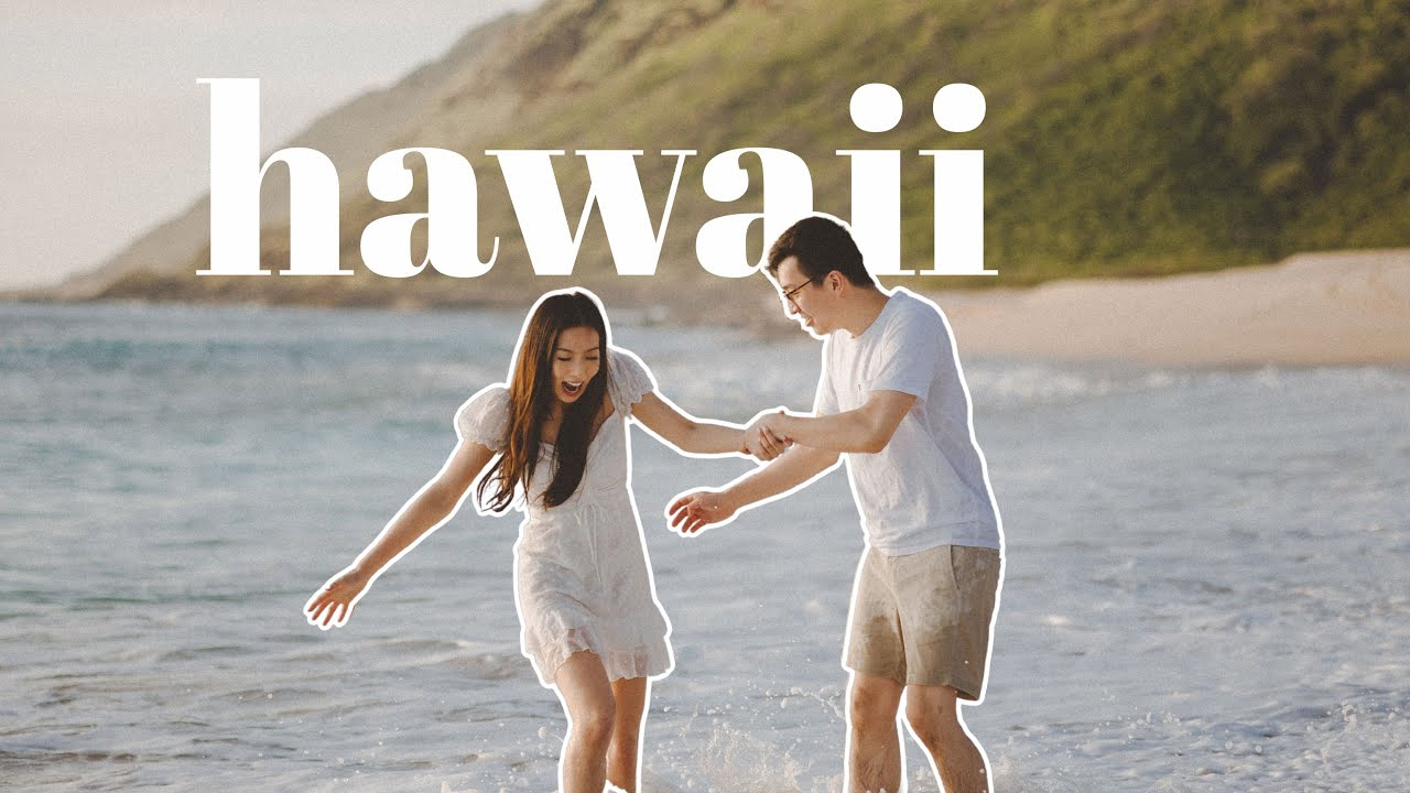 A Week in Hawaii: first REAL vacation ☀️ 🌊 🐢  *good vibes*