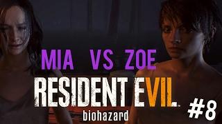 MIA CZY ZOE?! - Resident Evil 7 #8