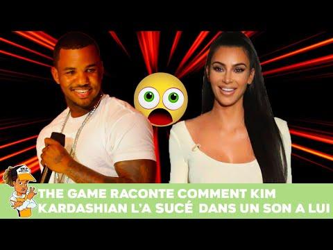 The Game raconte comment Kim Kardashian l'a s*cé dans un son à lui !!!