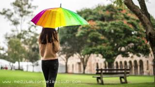 Repeat youtube video Relaxing Rainy Day: The Best Soothing Music with Nature Sounds of Rain to Relax