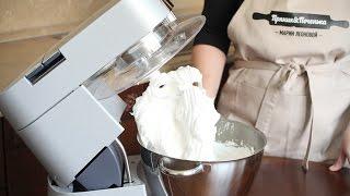 Видео-урок # 2: Технология приготовления королевской глазури. Рецепт королевской глазури