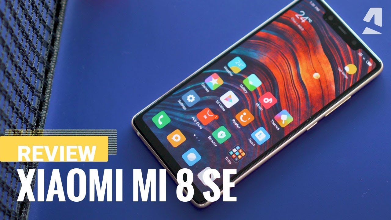 Xiaomi Mi 8 SE - Full phone specifications