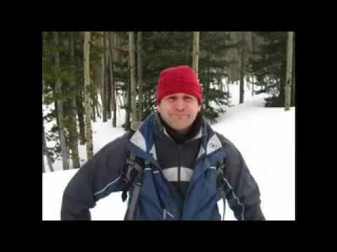 Snowshoeing In Colorado (Pike National Forest)