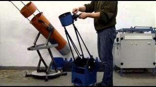 Telescope truss tube Helix-Astronomy.eu