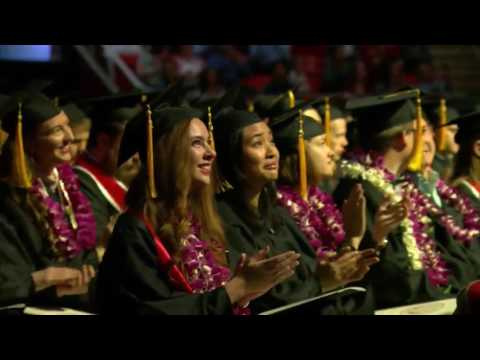 2017 College of Science Convocation