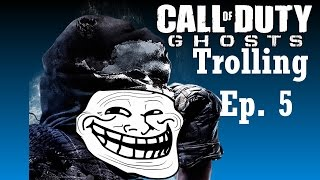 Call of Duty Ghosts Trolling Ep. 5 (Funny Moments)