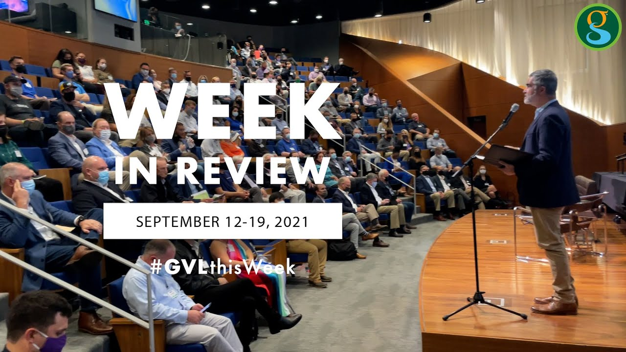 #GVLthisWeek: September 13-19, 2021