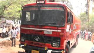 telangana-state-disaster-fire-engine-service