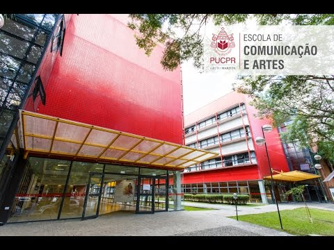 Vídeo Institucional - Escola de Comunicação e Artes da PUCPR