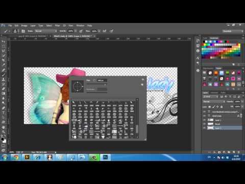 การทำหน้าปกเฟสบุ๊คแบบง่ายๆ ด้วยโปรแกรม PhotoShop CC By.WinK'z MeKz
