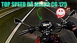 top speed da minha cg 125
