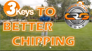 3KEYS TO BETTER CHIPPING
