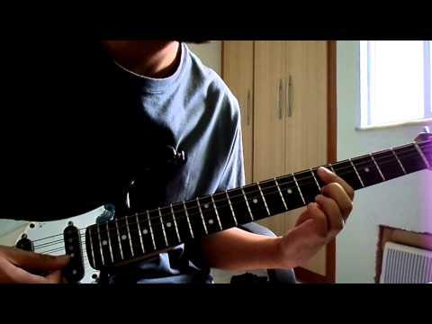 Primus - American Life (Guitar Cover)