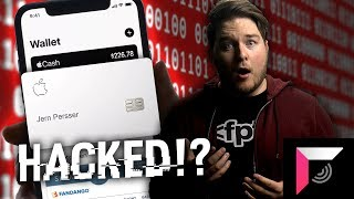 Apple has a PROBLEM - The Most SECURE Card in the World... isn't (EXCLUSIVE)