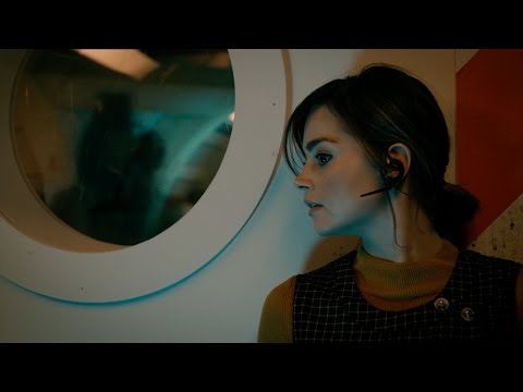 Running from ghosts - Under the Lake: Preview - Doctor Who: Series 9 Episode 3 (2015) - BBC