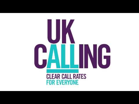 UK Calling - Clear Call Rates for Everyone