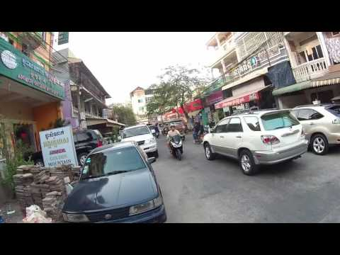 Life of Cambodian's Homeless in Phnom Penh