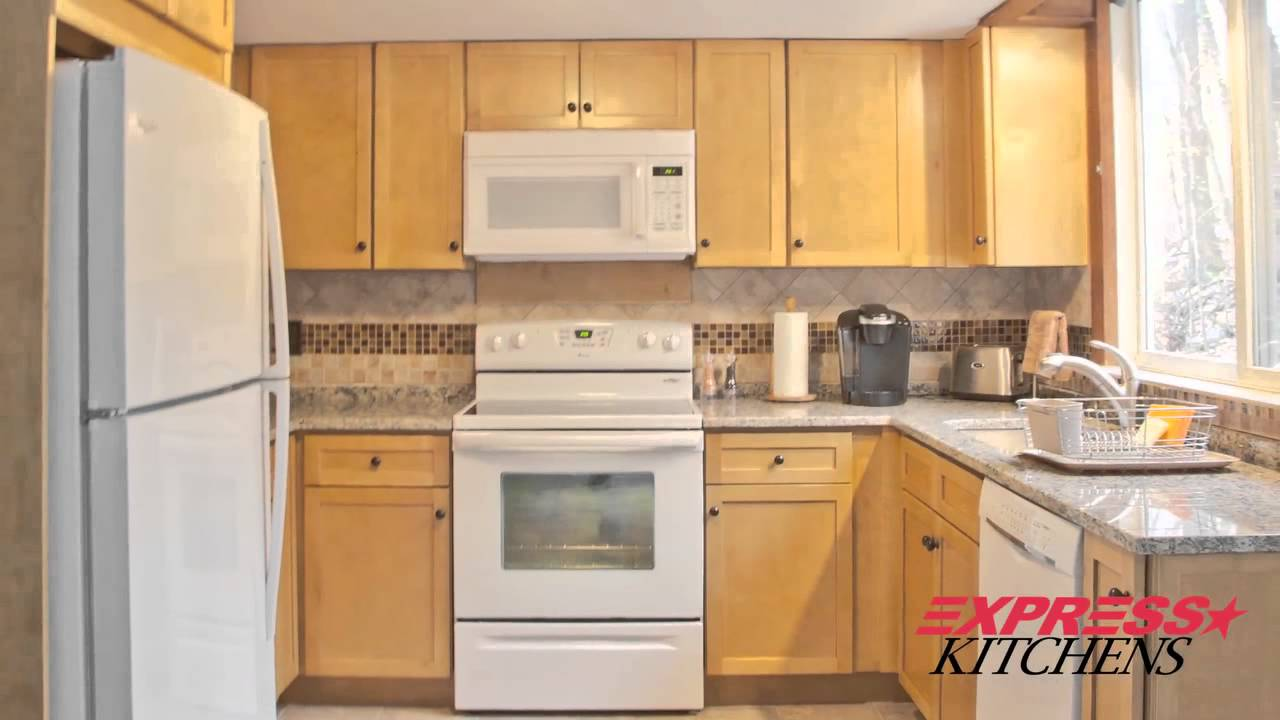 Exceptional Guy Verfaillie From Brookfield, CT Shares His Express Kitchens Experience!    YouTube