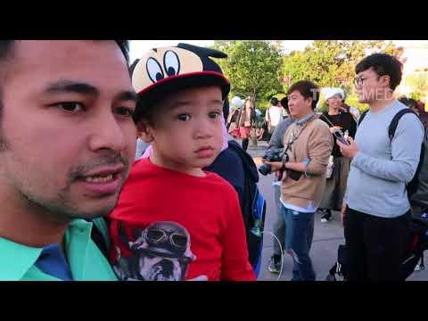 JANJI SUCI - Asyikk, Raffatar Jalan-Jalan Ke Jepang (12/11/17) Part 1
