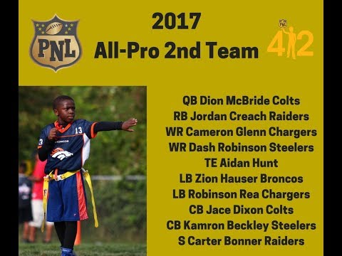 2017 2nd Team All-Pro 6-9