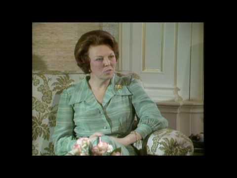 Interview met Prinses Beatrix: de positie van de monarchie (1980)