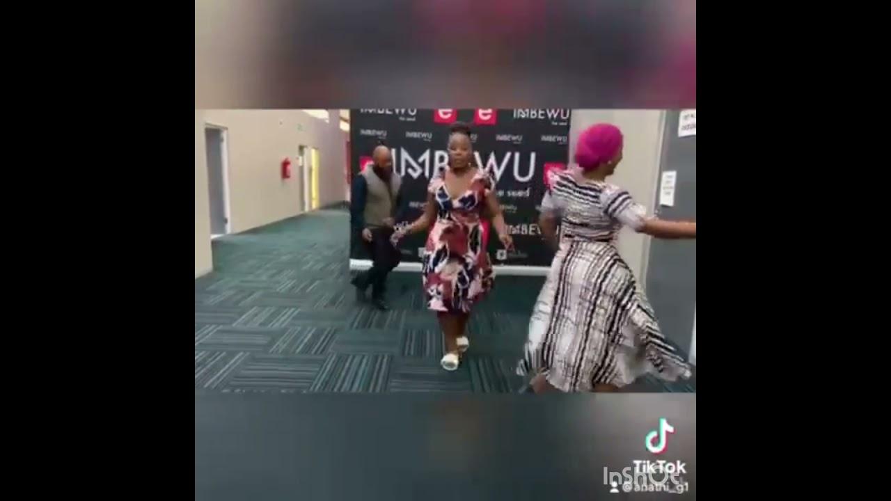 Download IMBEWU THE SEED_ACTRESS DANCING #Itain'tmeTikTokChallenge 🔥🔥🔥💦