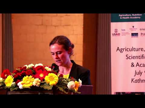 Qualitative methods for agriculture, nutrition and health research - Part 1