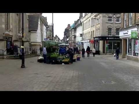 Town Centre, Stamford, Lincolnshire