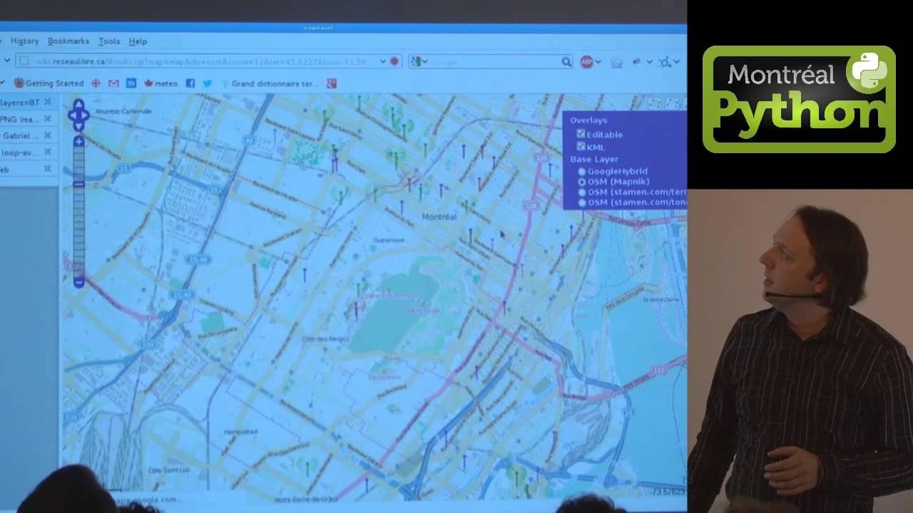 Image from Réseau Libre : un réseau Mesh à Montréal