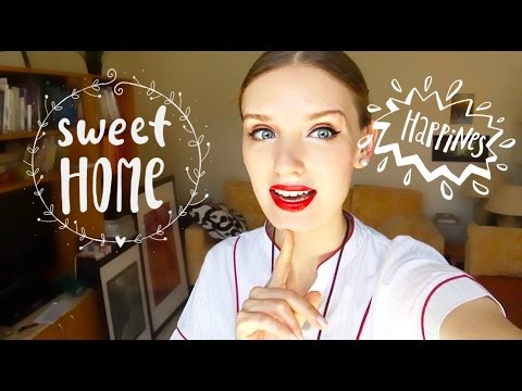 VLOG: Emirates cabin crew ✈️ My apartment ☺️👏👀